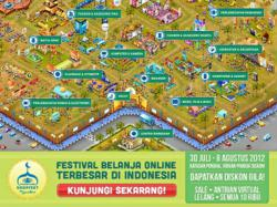 Online Shopping Festival Multiply.com SHOPFEST Offers Various Virtual Activities